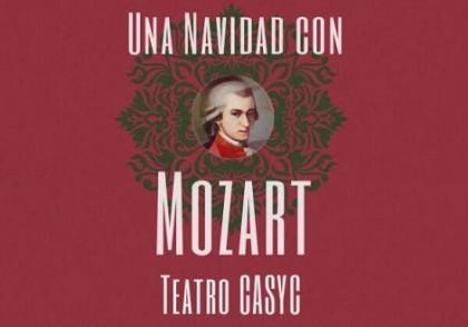 Una navidad con Mozart en el Casyc Santander