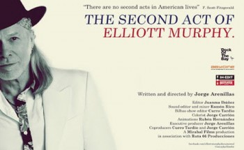 Proyección película the second act of Elliott Murphy en Santander