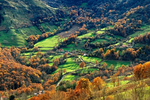 Resultado de imagen de Valle de Soba
