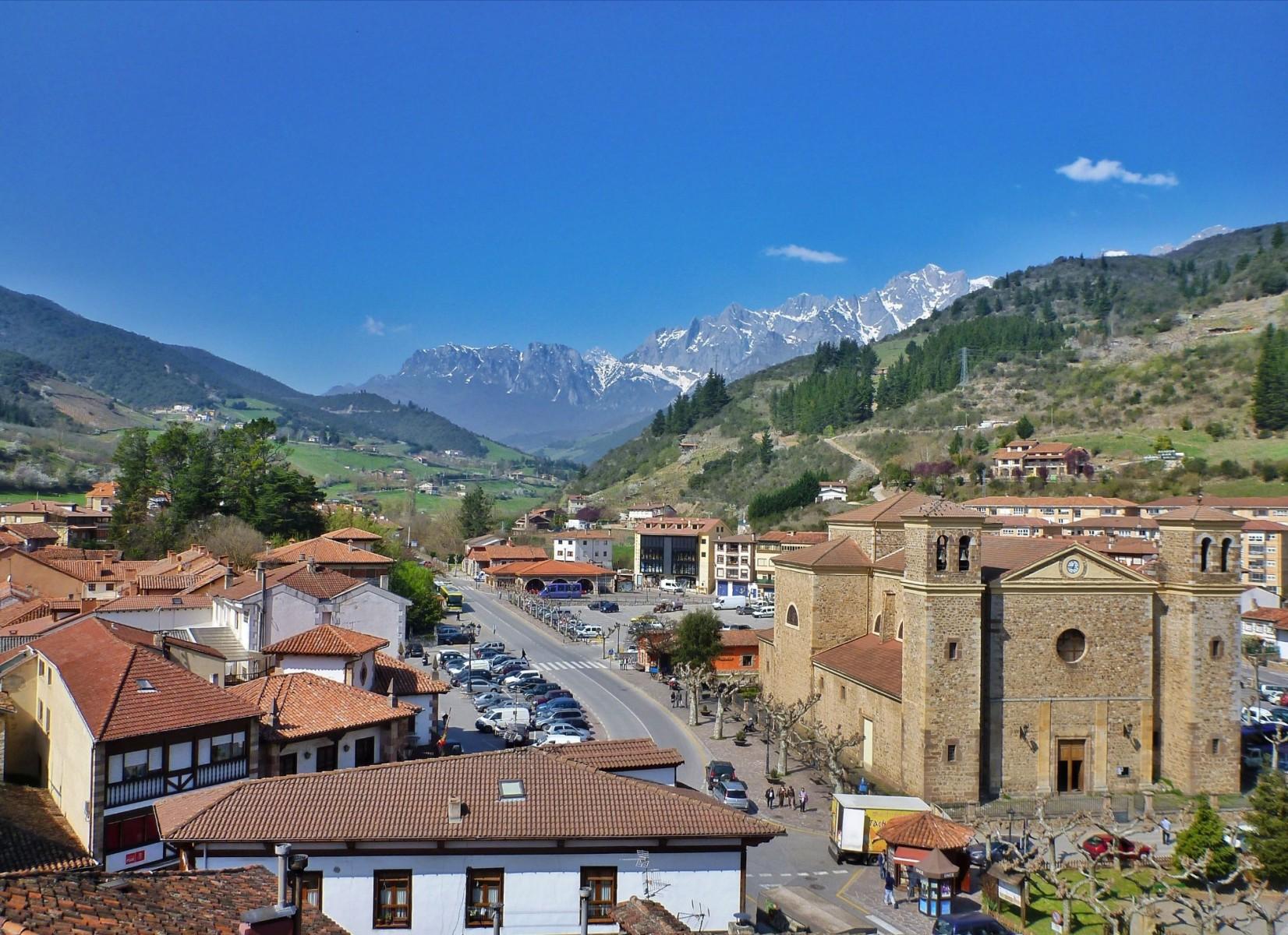 Potes turismo de cantabria portal oficial de turismo for Casas de pueblo en cantabria