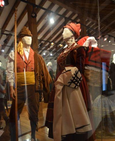 Museo del traje de Cabezón de la Sal