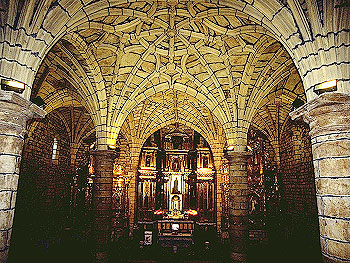 Iglesia De San Pedro Ad Vincula Turismo De Cantabria Portal
